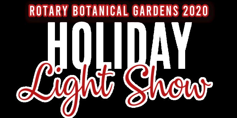 2020 Holiday Light Show logo